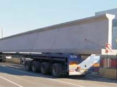 Architravi prefabbricati per capannoni industrialiArchitravi - ZANON PREFABBRICATI