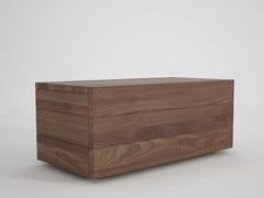 Pensile orizzontale in legno massello PLAYMODULE | Pensile - Playmodule