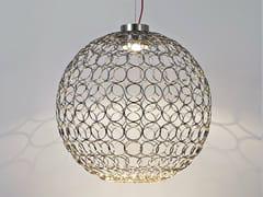 Lampada a sospensione alogena in metallo G.R.A. | Lampada a sospensione - G.r.a.