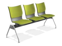 Seduta su barra in plastica ONYX TRAVERSE | Seduta su barra - Onyx Traverse