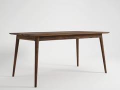 Tavolo da salotto rettangolare in legno VINTAGE   Tavolo da pranzo - Vintage