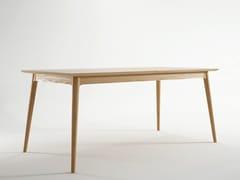 Tavolo allungabile da salotto rettangolare in legno VINTAGE | Tavolo allungabile - Vintage