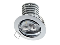 Faretto a LED orientabile da incasso Eyes 5.1 - L&L LUCE&LIGHT
