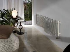 Termoarredo ad acqua calda orizzontale in acciaio JOBA | Termoarredo orizzontale - Extras