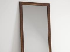 Specchio da appoggio rettangolare con cornice VINTAGE | Specchio da terra - Vintage