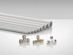 Sistema di tubazioni multistratoMIXAL - VALSIR