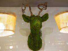 Oggetto decorativo in muschio e licheniDEERMOSS - GREENAREA