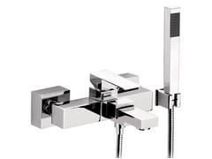 Miscelatore per vasca a muro con doccetta SKYLINE | Miscelatore per vasca con doccetta - Skyline