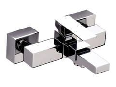 Miscelatore per vasca a muro in ottone cromato SKYLINE | Miscelatore per vasca a muro - Skyline
