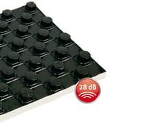 Pannello per impianti radianti a pavimentoHENCO FLOOR COMBITOP ACUSTIC - HENCO BY CAPPELLOTTO