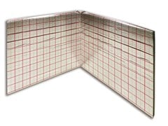 Pannello per impianti radianti a pavimentoHENCO FLOOR BOOK DARK - HENCO BY CAPPELLOTTO