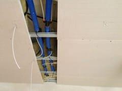 Henco by Cappellotto, Sistema a parete - soffitto Pannello per impianti radianti parete-soffitto