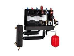 Henco by Cappellotto, Gruppi di distribuzione Sistema di controllo per impianto di climatizzazione