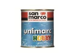 San Marco, UNIMARC HOBBY Miniconfezioni di smalti acrilici idrodiluibili