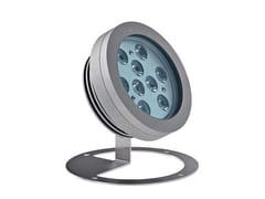 Proiettore per esterno a LED in alluminio SPOT 3.2 -