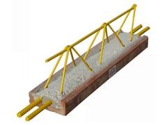 Travetto tralicciato per solaio in cemento armatoTravetto Bausta - FORNACI SCANU