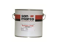 San Marco, FUMEX MAT Pittura murale coprimacchia al solvente inodore