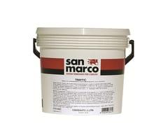 Finitura epossidica per pavimenti in cementoTRAFFIC - SAN MARCO GROUP