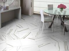 Pavimento/rivestimento effetto marmo CALACATTA - Calacatta & Carrara