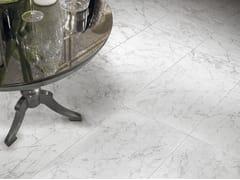 CERAMICHE BRENNERO, CARRARA Pavimento/rivestimento effetto marmo