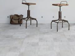Pavimento in vinile effetto cemento VIRTUO CLICK | Pavimento effetto cemento - Virtuo