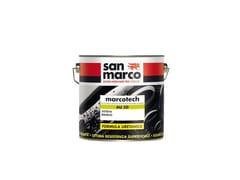San Marco, MARCOTECH AU 3D Finitura satinata idrodiluibile acriluretanica per pavimenti