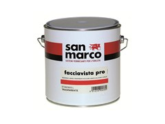 San Marco, FACCIAVISTA PRO Protettivo consolidante lapideo trasparente incolore