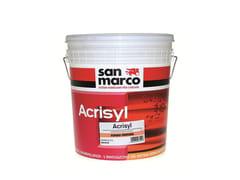 San Marco, ACRISYL FONDO FINITURA Finitura riempitiva uniformante acril-silossanica