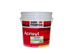San Marco, ACRISYL RUSTICO Rivestimento murale acril-silossanico effetto rustico
