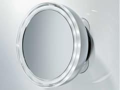 Specchio ingranditore rotondo con illuminazione integrataBS 10 - DECOR WALTHER
