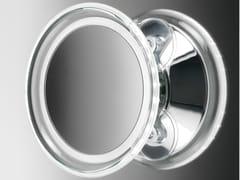 Specchio ingranditore rotondo a pareteBS 18 - DECOR WALTHER