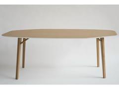 Tavolo in rovere TRIA | Tavolo in rovere - Tria