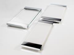 Mensola bagno in vetro TAB 34/37 - Corner