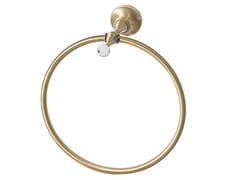 Porta asciugamani ad anello con cristalli Swarovski® IBISCO CRYSTAL | Porta asciugamani ad anello - Ibisco Crystal