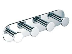 Porta accappatoio in metallo TBK HAK 4 - TBK
