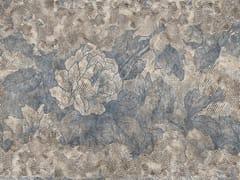 Wall&decò, BROCART Carta da parati con motivi floreali