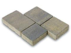 Tegolaia, BETONELLA® CM 6 Massello autobloccante fotocatalitico in calcestruzzo