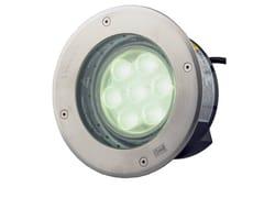 Segnapasso a LED a pavimento con sistema RGBGROUND 7 - TEKNI-LED