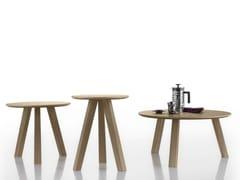 Tavolino rotondo in rovereESCAMP - BOSC