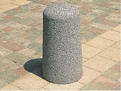 Dissuasore cilindrico in calcestruzzo TORRE -