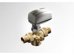 Valvola di regolazione indipendente dalla pressione (PICV)145 | FLOWMATIC® Valvola di regolazione - CALEFFI