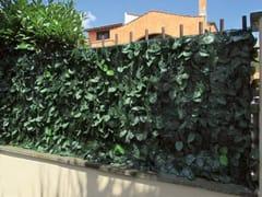 Siepe sintetica a foglie simile al lauro DIVY LAURUS NET - Siepi sintetiche
