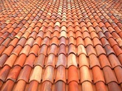 Roman and flat roof clay tiles