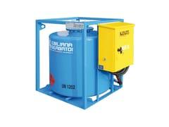 Vasca, cisterna e serbatoio per opera idraulica TRASPO® TFT 450 -