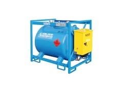 Serbatoio omologato per trasporto carburanteTRASPO® TFT 620 - EMILIANA SERBATOI