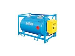 Serbatoio omologato per trasporto carburanteTRASPO® TFT 910 - EMILIANA SERBATOI