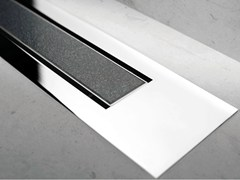 Scarico per doccia MODULO DESIGN Z-4 PIASTRELLA+LUCIDO - Modulo Design