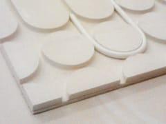 Sistema di riscaldamento a pavimento a basso spessore PANTHE-DRY GEX -