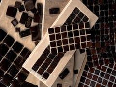 Pavimento/rivestimento in pietra naturale e cocco BORA BORA | Pavimento/rivestimento - Giochi d'Autore
