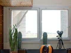 Finestre scorrevoli traslanti in alluminio e legnoFinestra scorrevole traslante - AGOSTINIGROUP